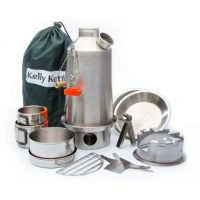 Kelly Kettle Ultimate Stainless Kit