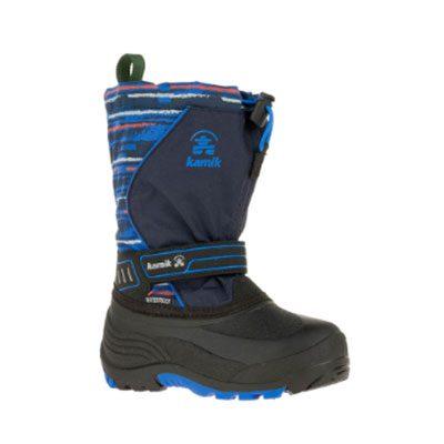 Kamik Snowcoast P Boy's Winter Boot