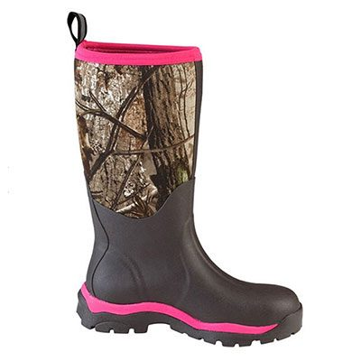 Woody PK Fleece Lining Women's Hunting Boot
