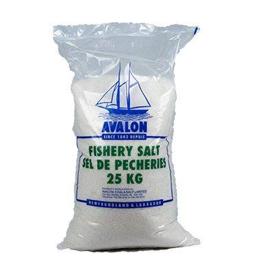 Avalon Fish Salt