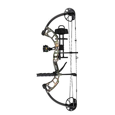 Bear Cruzer Lite Bow Package Realtree Xtra Green