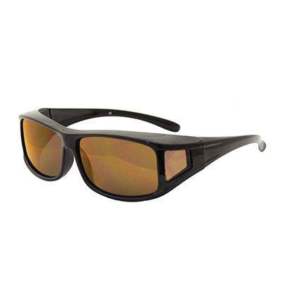 Wrap Around Polarized Sunglasses