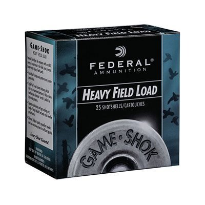 Federal Heavy Field Load 12 Gauge Lead