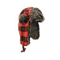 Backwoods Lumberjack Fur Hat