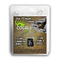 Cocall 2 Canada Goose Card