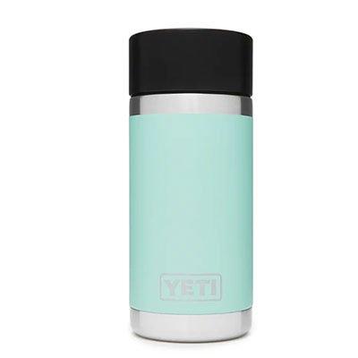 Yeti Bottle with Hotshot Cap Seafoam