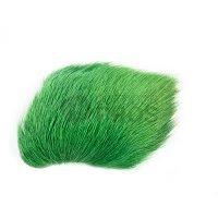 Deer Belly Hair Green