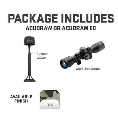 Wicked Ridge Rampage 360 Crossbow Package Kit