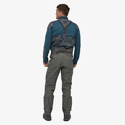 Patagonia Swiftcurrent Expedition Waders Back