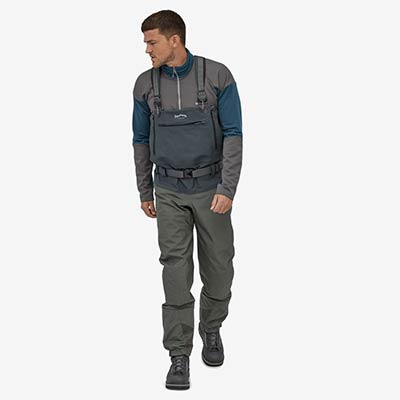 Patagonia Swiftcurrent Expedition Waders Front