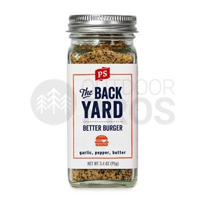 The Backyard - Better Burger
