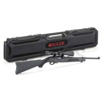 Ruger 10/22 Synthetic Scope Combo