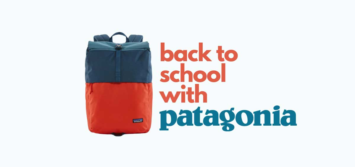 Patagonia Back To School